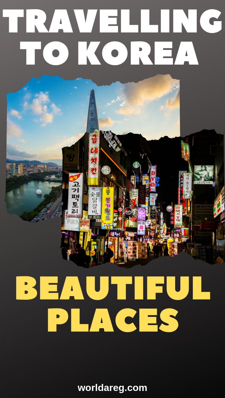 Travelling To Korea Beautiful Places South Korea Travel Cities In Korea Korea Travel