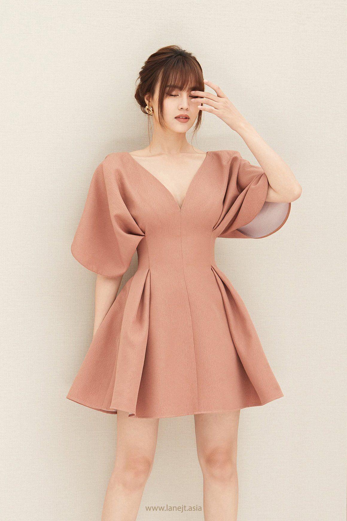 Belva Pleated Dress Lane Jt Fashion Dresses Pretty Dresses Fancy Dresses
