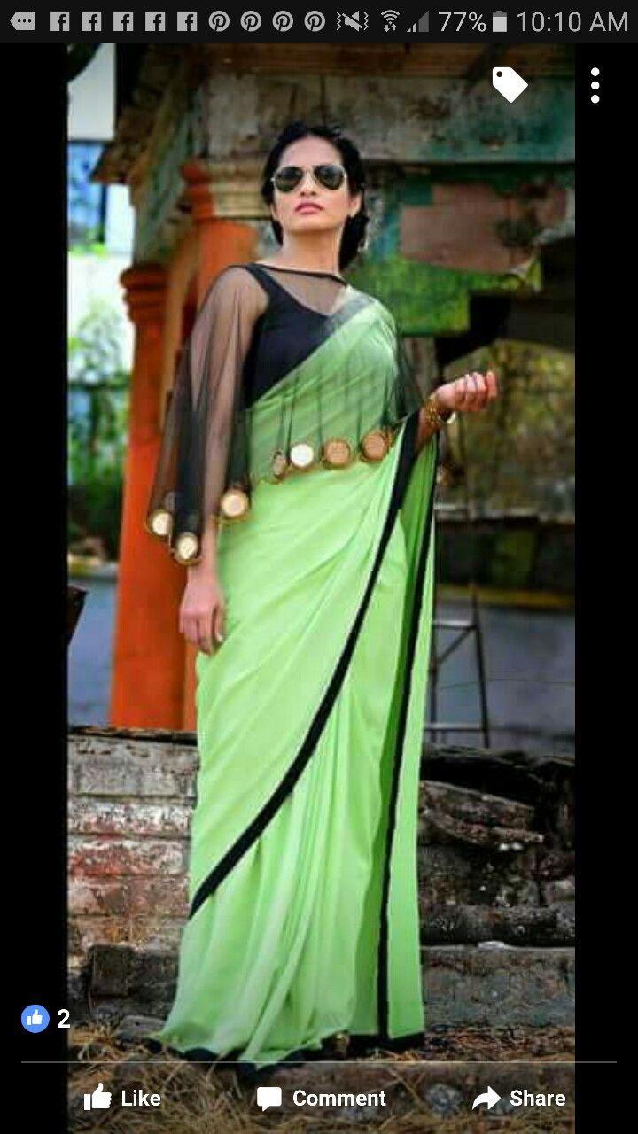 4f013c1ac805f8 Poncho Bridal Blouse Designs, Saree Blouse Designs, Blouse Patterns, Blouse  Styles, Saree