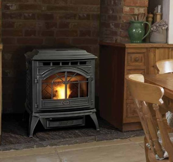 Gas Fireplace Inserts Pellet Stove, Energy Efficient Gas Fireplace Insert
