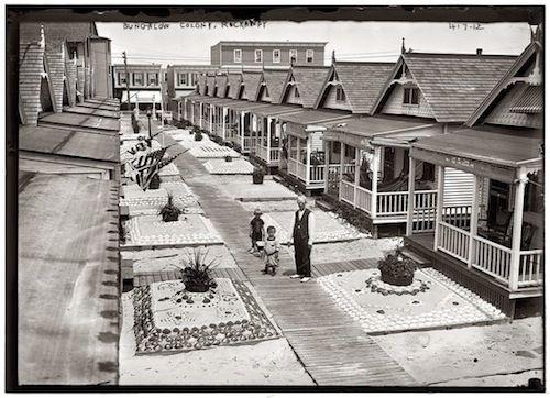 Rockaways Bungalows The Old New York Page Vintage Nyc Photos On Facebook Far Rockaway Shorpy Historical Photos Rockaway Beach