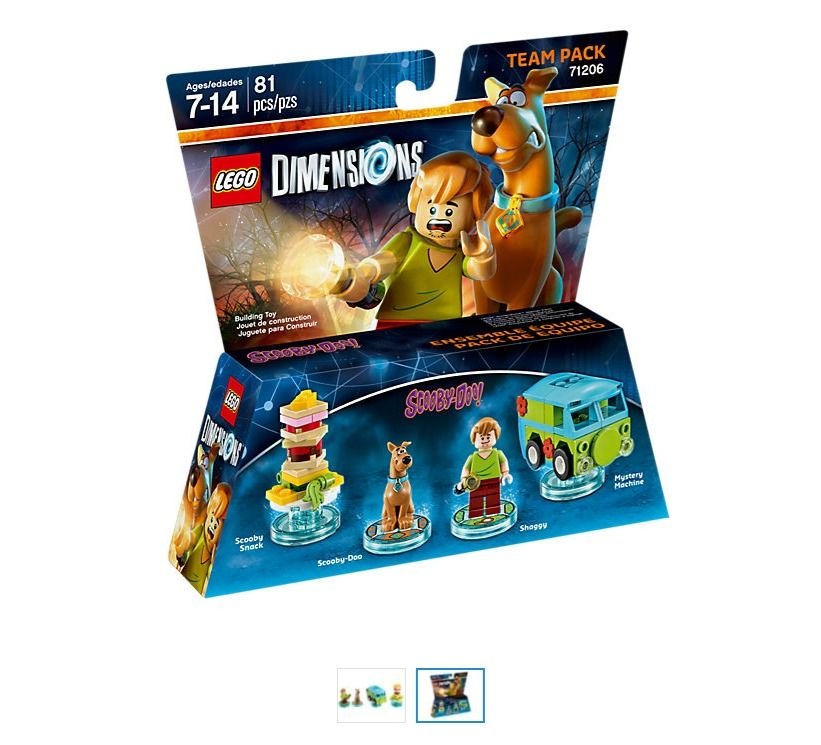 New LEGO Dimensions Level Team Fun Packs Sealed Complete | Lego ...