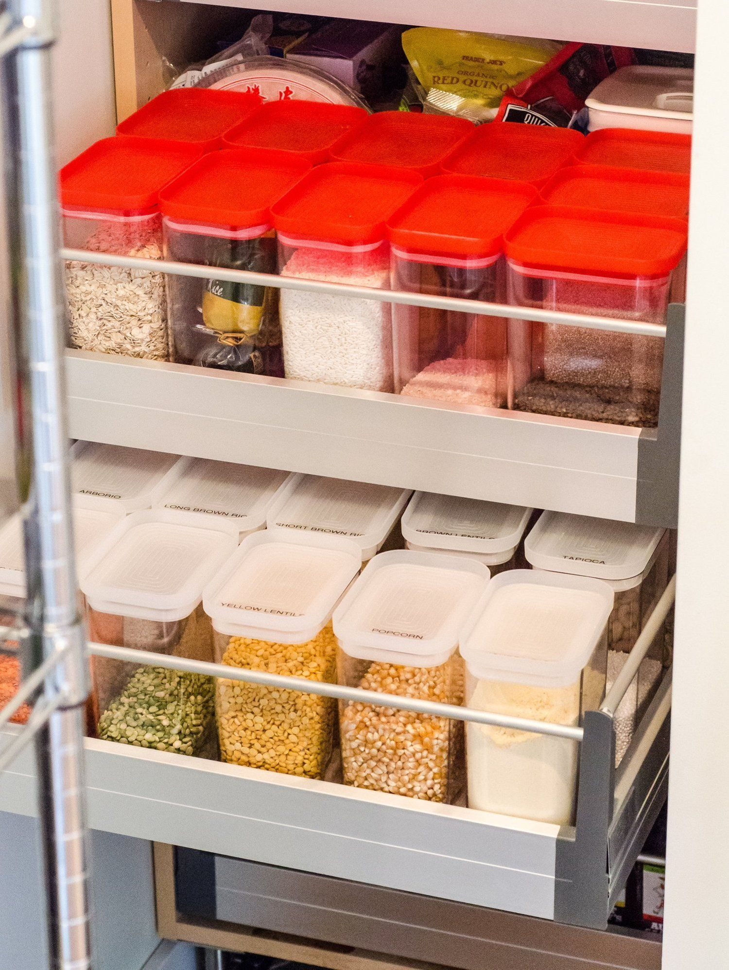 plastic container for kitchen storage why you should use square or rectangular food storage 7504