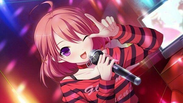 Runa Fujikawa Singing Anime Music Anime Birthday Songs
