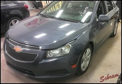 14 15 Chevy Cruze Engine 2 0l Vin Z 8th Digit Opt Luz Diesel