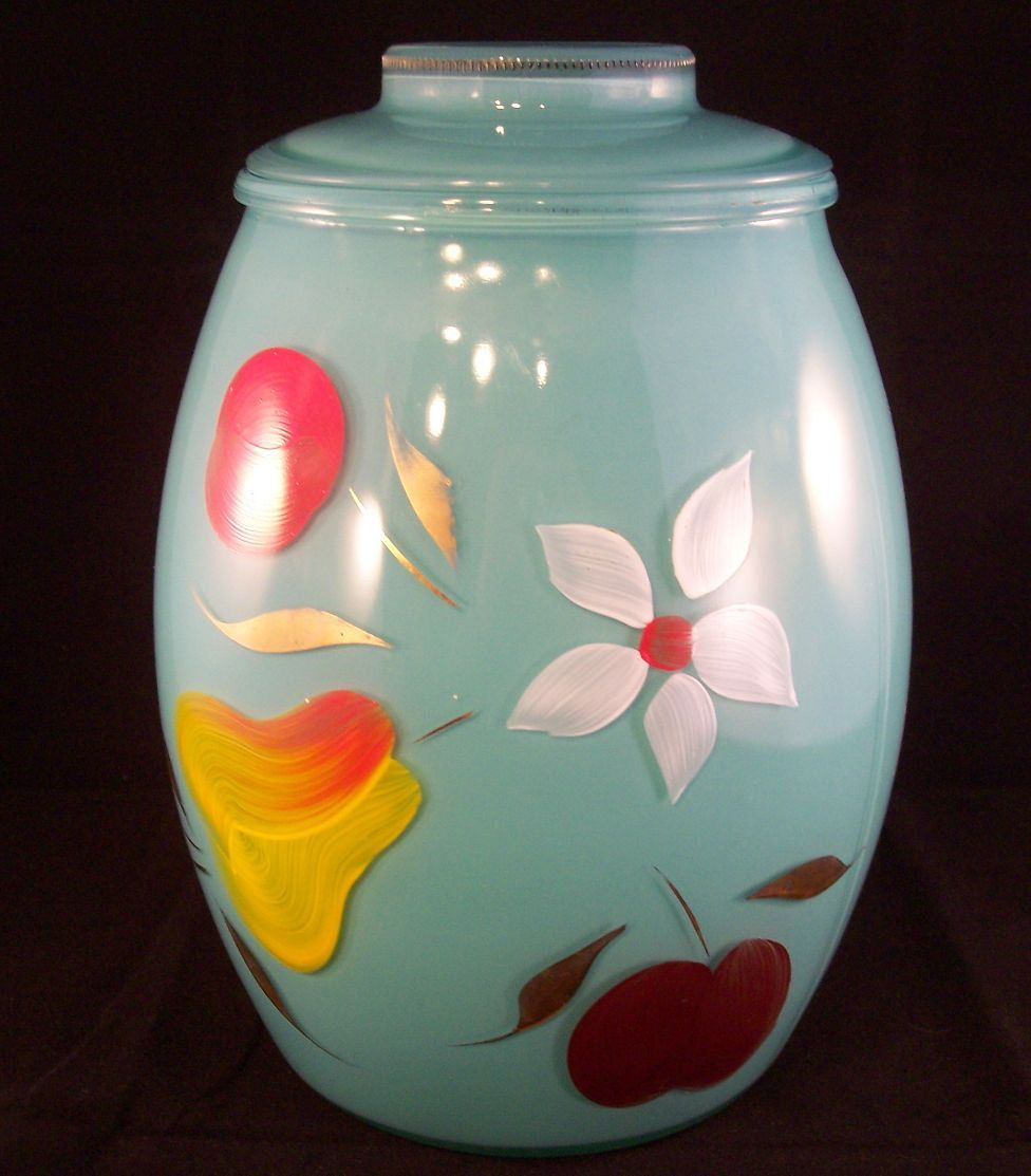 Vases made by bartlett collins gay fad