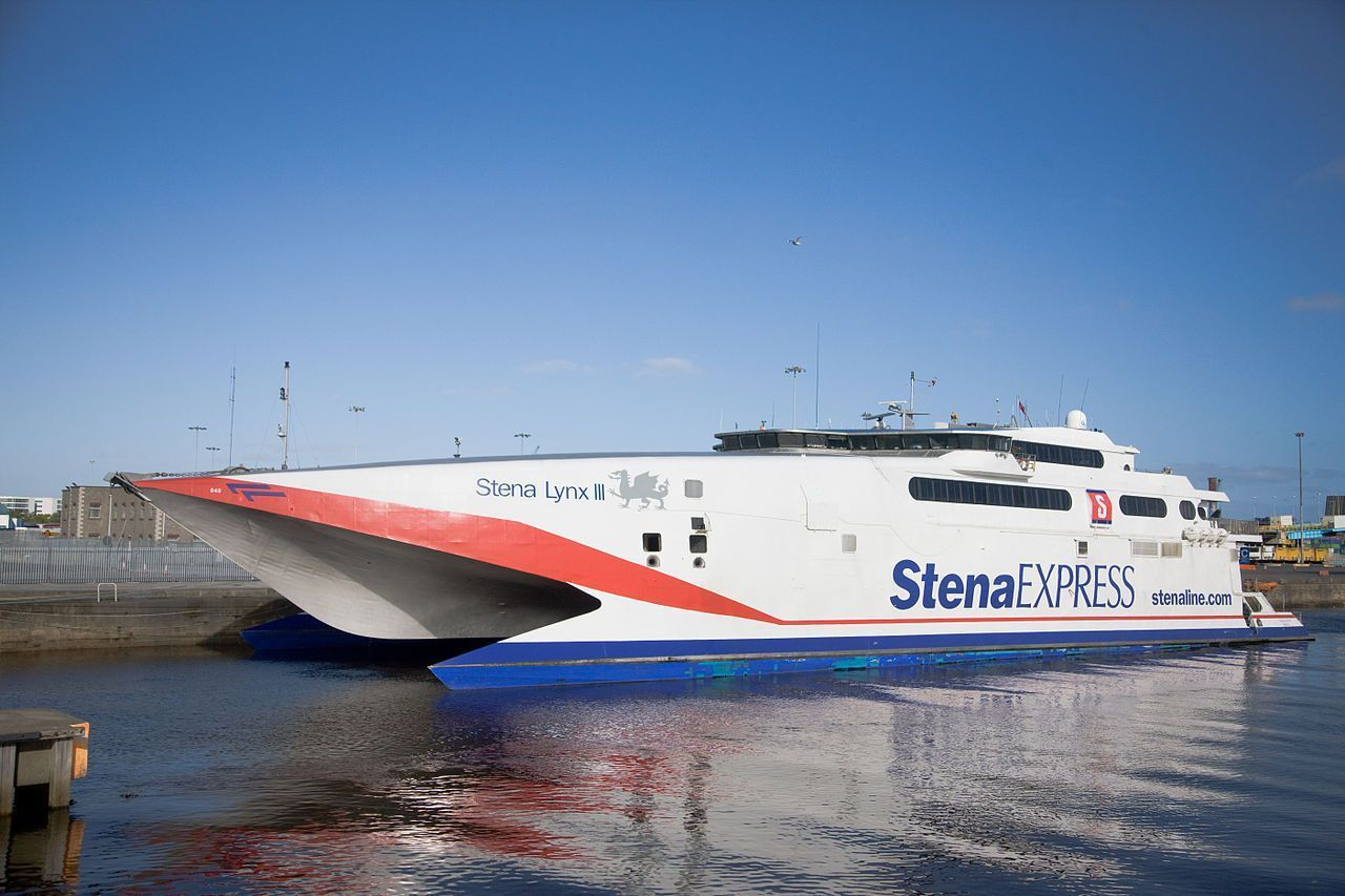 BritRail Irish Sea Crossing Stena Line offers quick and comfortable ferry service between Ireland and Britain. With an unrivaled choice of routes on the Irish Sea, taking the ferry to Ireland has never been so easy! Contact us on info@europebytrain.co.za for more information on our packages. #irishsea BritRail Irish Sea Crossing Stena Line offers quick and comfortable ferry service between Ireland and Britain. With an unrivaled choice of routes on the Irish Sea, taking the ferry to Ireland has n #irishsea