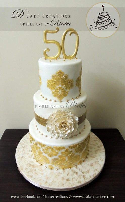 cakes for 50th wedding anniversary 50th wedding anniversary cake anniversary cakes 2368