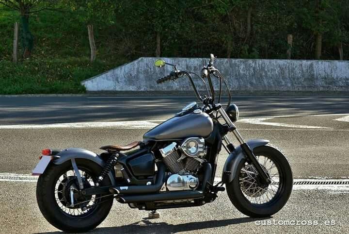 honda vt 750 shadow aero bobber bikes. Black Bedroom Furniture Sets. Home Design Ideas