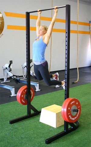 Squat stand with pull up bar home gym wish list crossfit