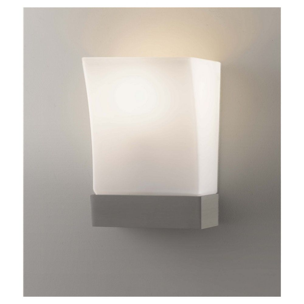 Feiss Blake Ada Wall Sconce In Brushed Steel Wayfair Wall Lights Sconces Wall Sconces