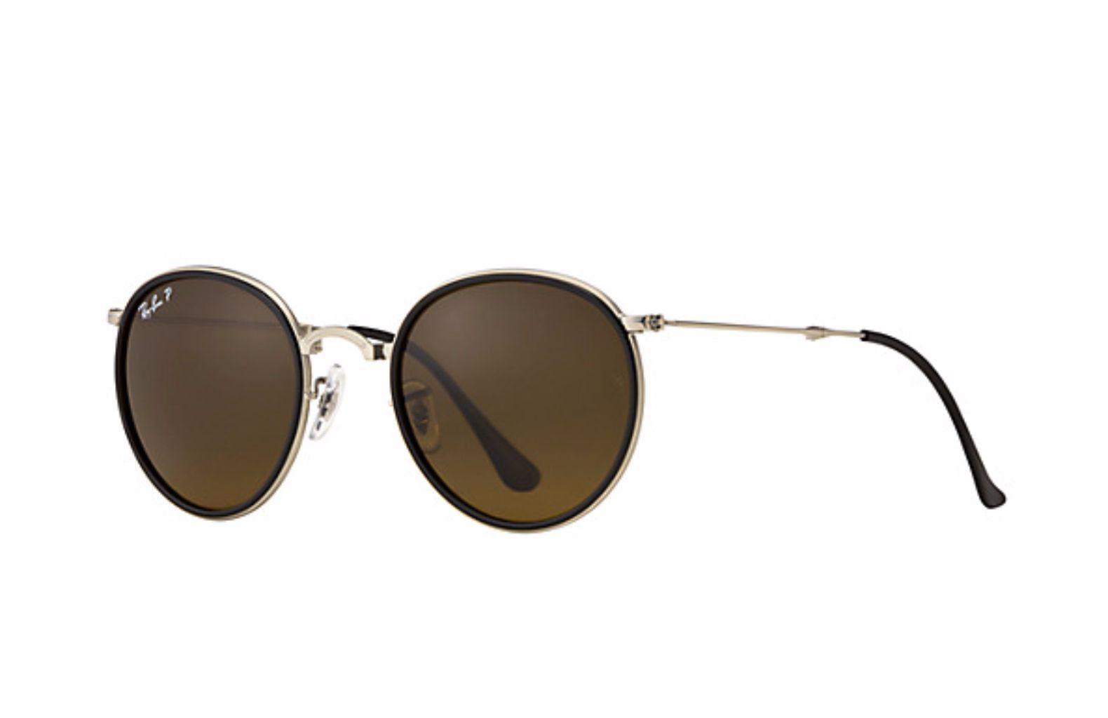Ray Ban RB3517 019N6 48MM Sunglasses | Round ray bans