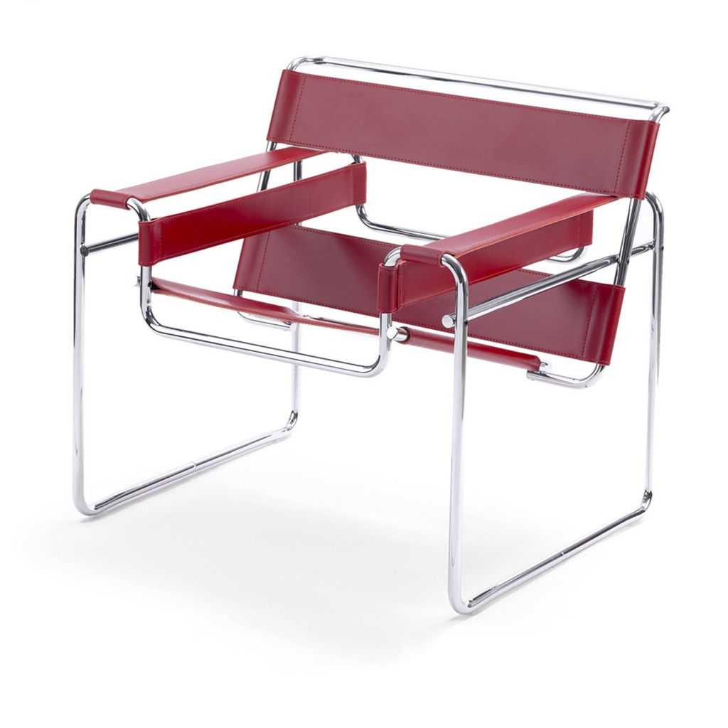 Knoll Wassily Chair by Marcel Breuer Wassily chair