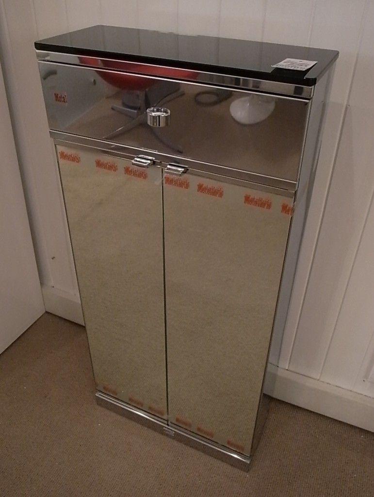Metalkris visnu mirrored bathroom cabinet was 283 now 198 clearance - Metalkris spiegelschrank ...