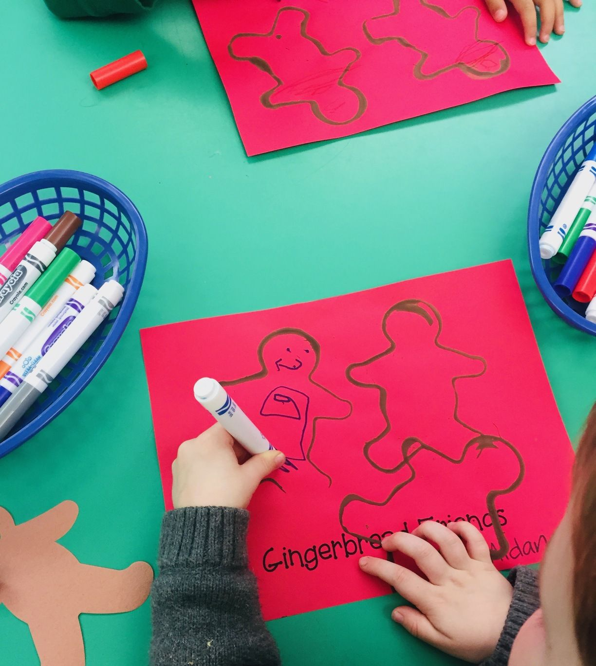 Gingerbread Man Lesson Plans For Preschool And Prek This
