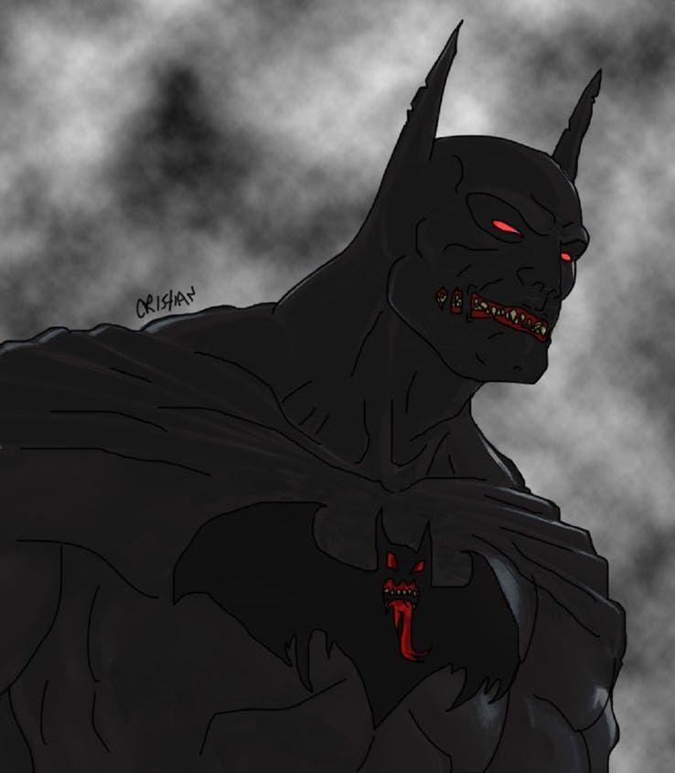 20 Members Of The Justice League Reimagined As Villains Justice League Villain Batman Arkham Asylum