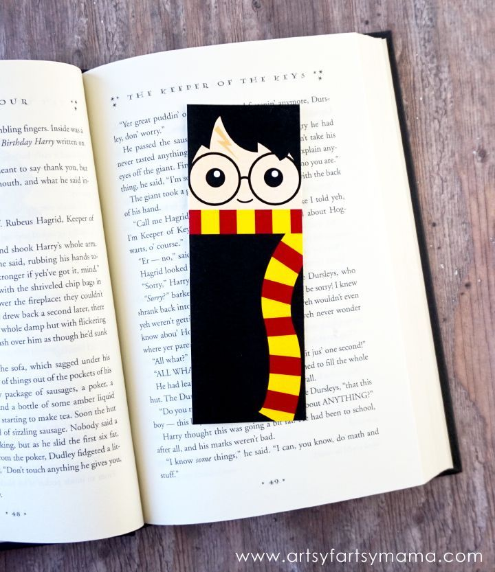 Free Printable Harry Potter Bookmarks | Printables | Pinterest ...
