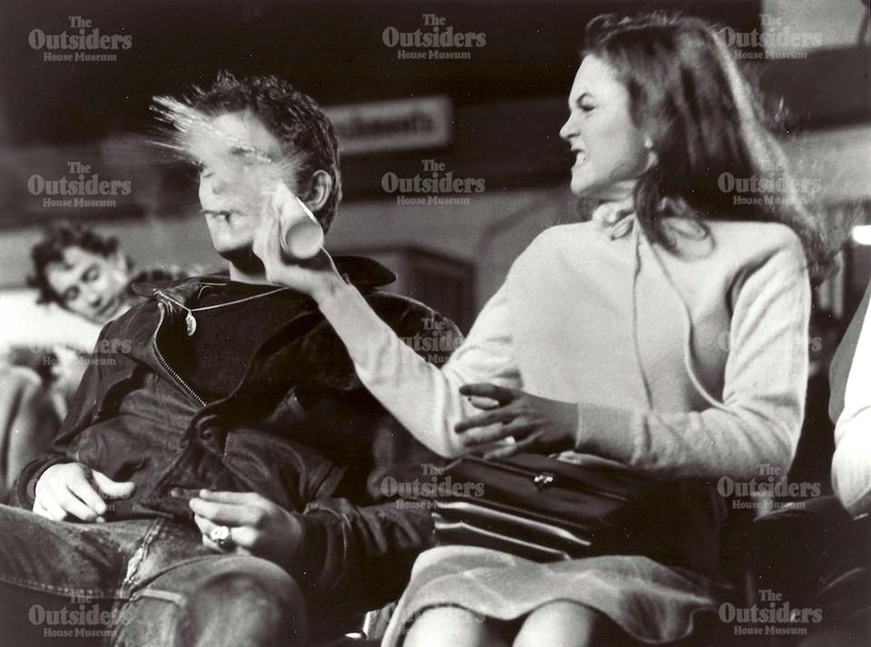 Image - Dally x Cherry.gif | Degrassi Wiki | FANDOM ...  |The Outsiders Movie Dally And Cherry