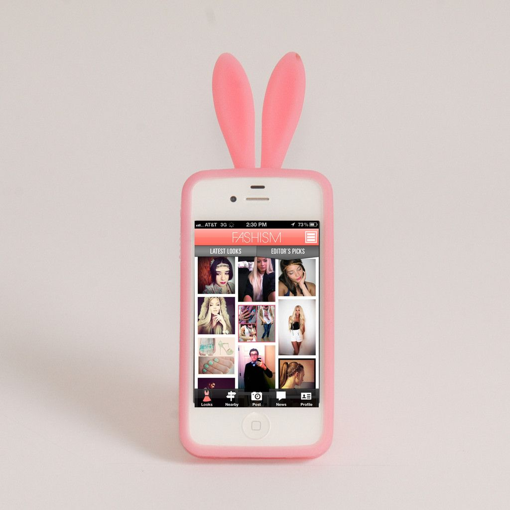 release date: 00fcd 7073e Bunny iPhone Case $12 | Fashism Shop | Funny phone cases, Iphone ...