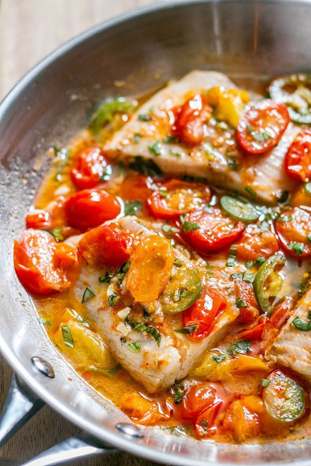 34 Deliciously Easy Tilapia Recipes images