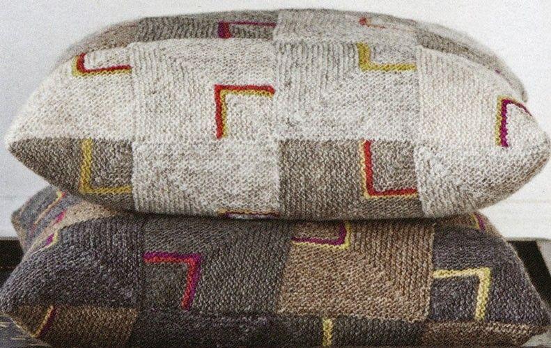 Design: Marianne Isager from the booklet: FORÅR / SOMMER / EFTERÅR / VINTER Could use the boxes for patterns
