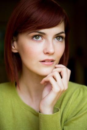 what do high cheekbones look like  high cheekbones