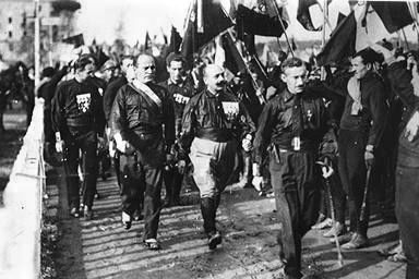 Blackshirts - Wikipedia, the free encyclopedia | Il Duce e Il ...