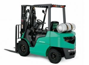 Mitsubishi Caterpillar Forklift America Inc. (MCFA