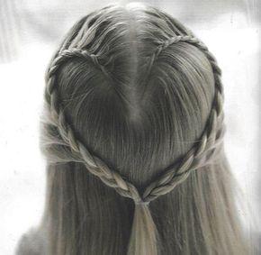 Entzückende Diy Frisur Für Blumen Mädchen Frisuren Pinterest
