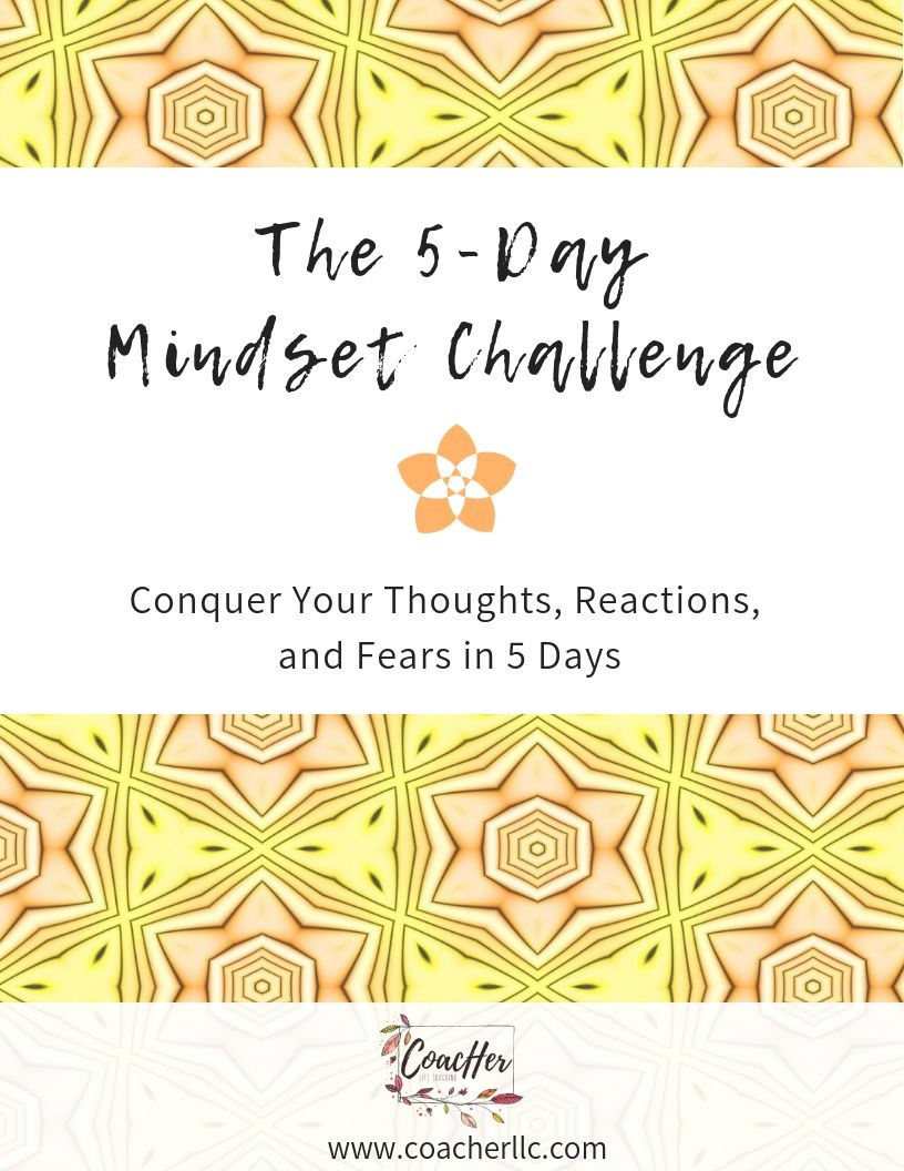Challenge yourself to change your mindset a day deep dive