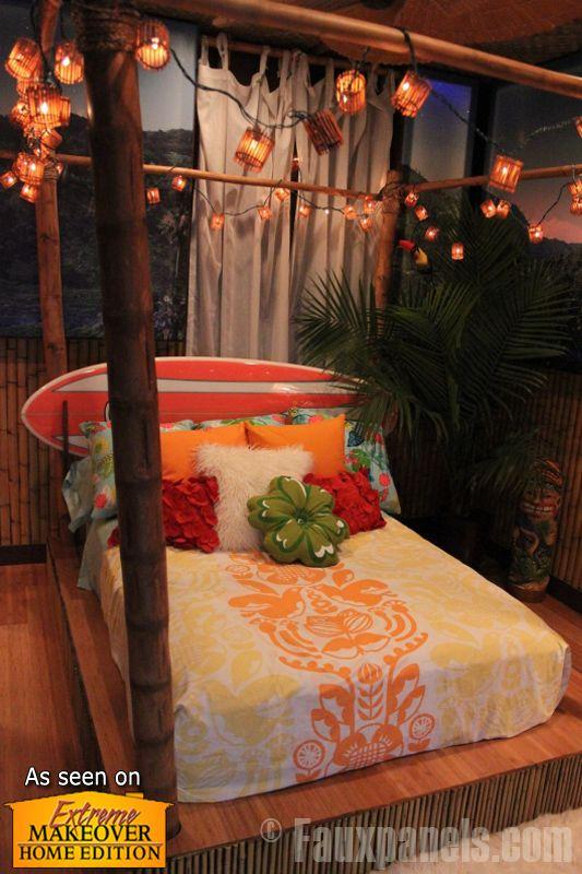 tiki hut decor | tropical tiki hut bedroom designs
