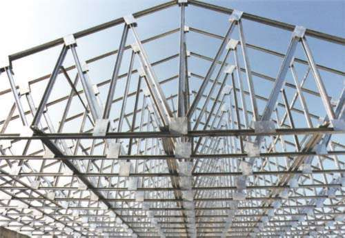 steel truss google search - Metal Roof Trusses