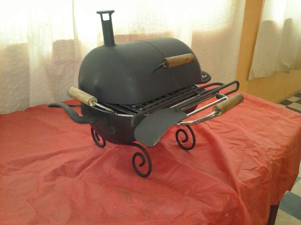 Mini Chulengo Doble Parrilla 900 00 Asadores De Carne