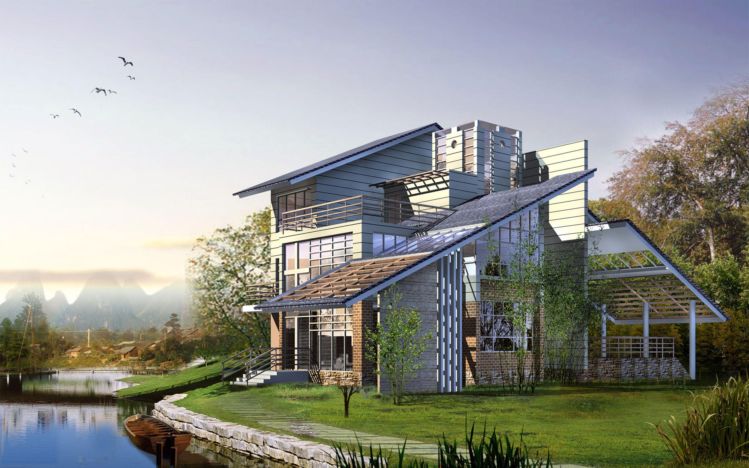 Futuristic Houses Design Future Design With Futuristic Houses Cool ~