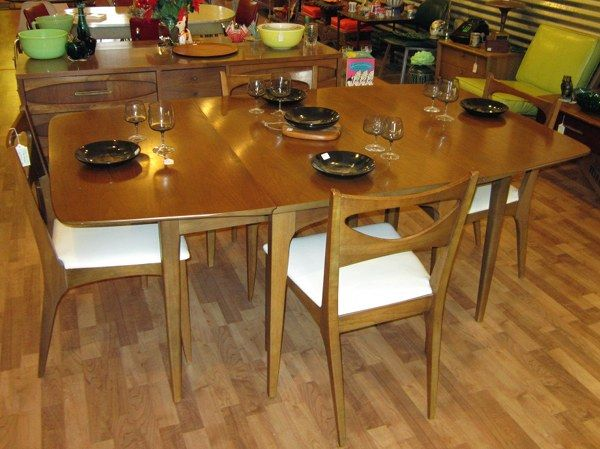 Room · Drexel Profile Dining Table ...