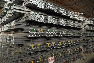 Steel rail supplier, Rail parts, Mining support manufacturer