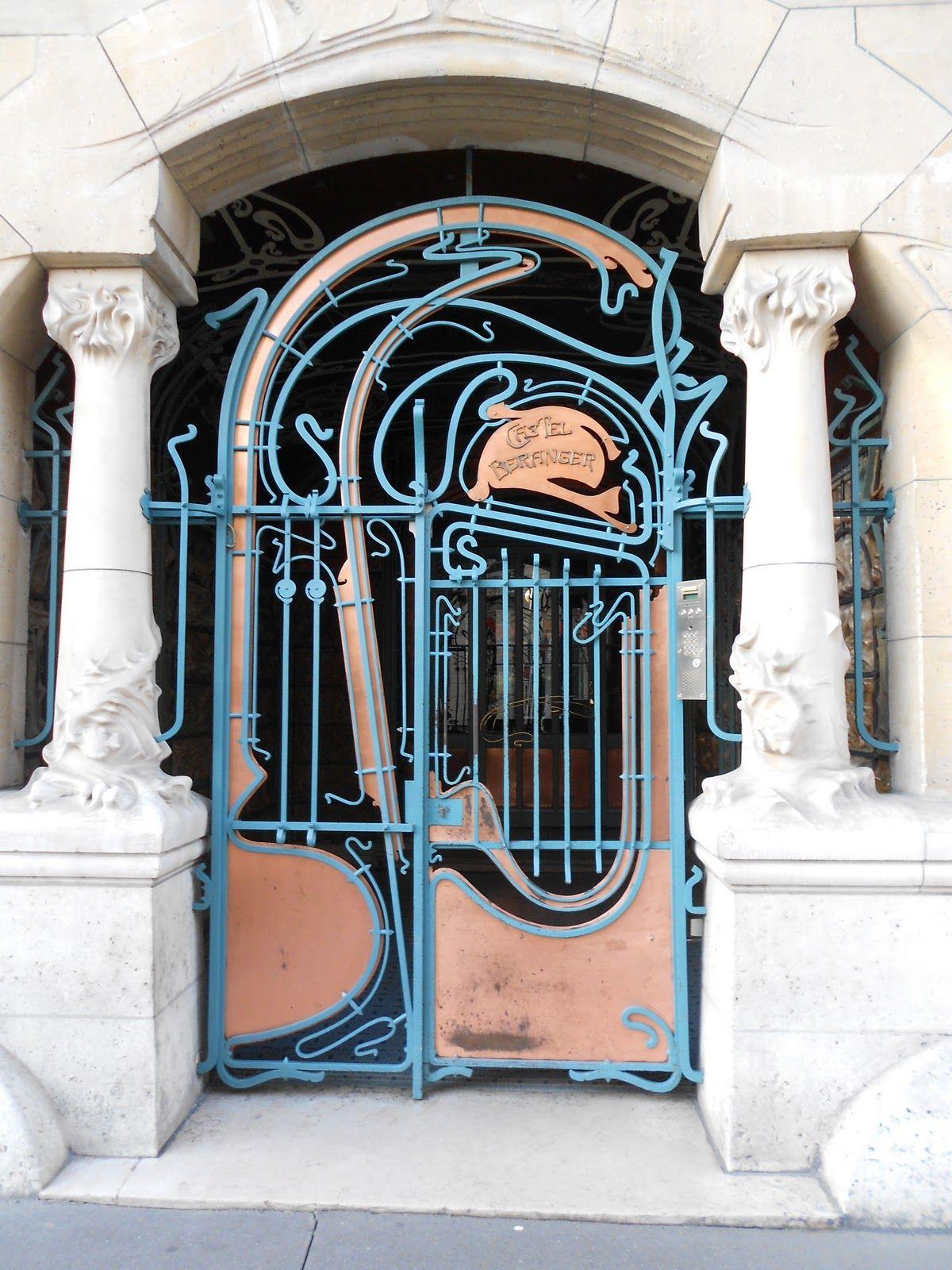 Le Castel Beranger d'Hector Guimard parisblogged