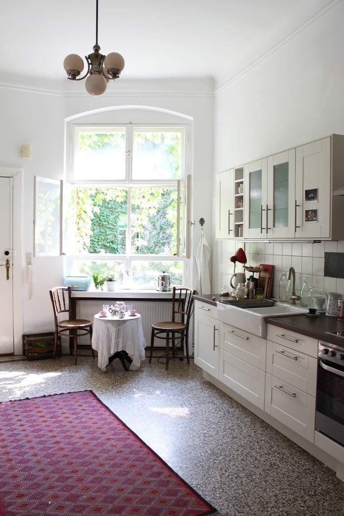 Noemi's Berlin Apartment Berlin apartment, Small kitchen