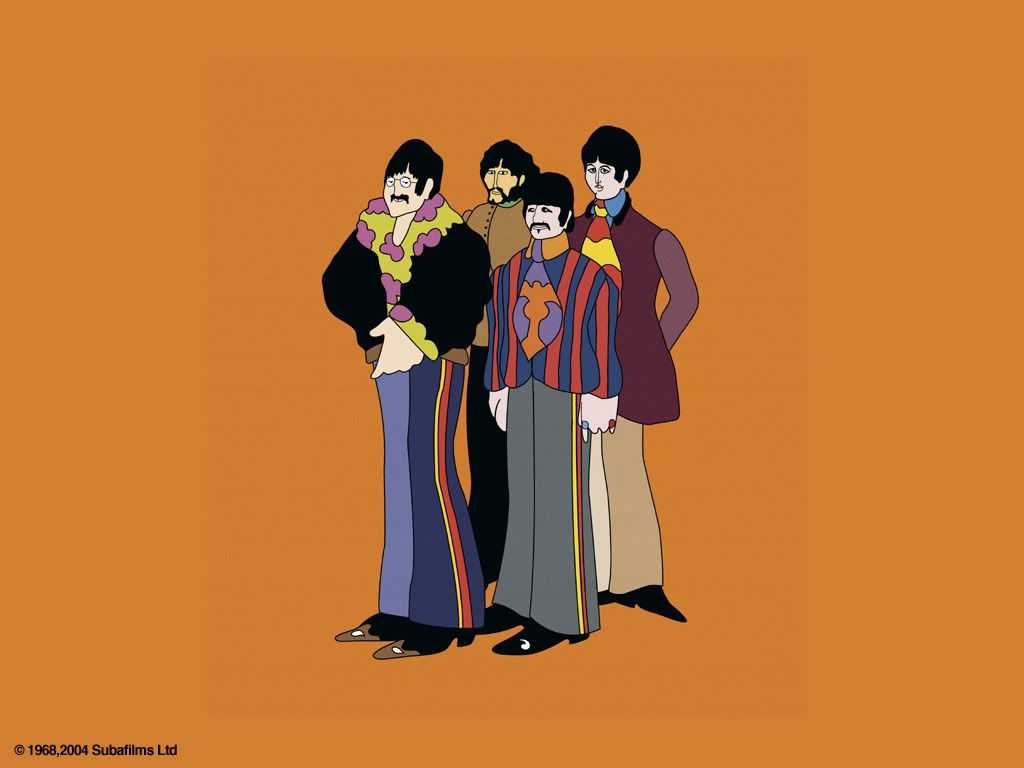 Related Keywords Suggestions For Beatles Yellow Submarine
