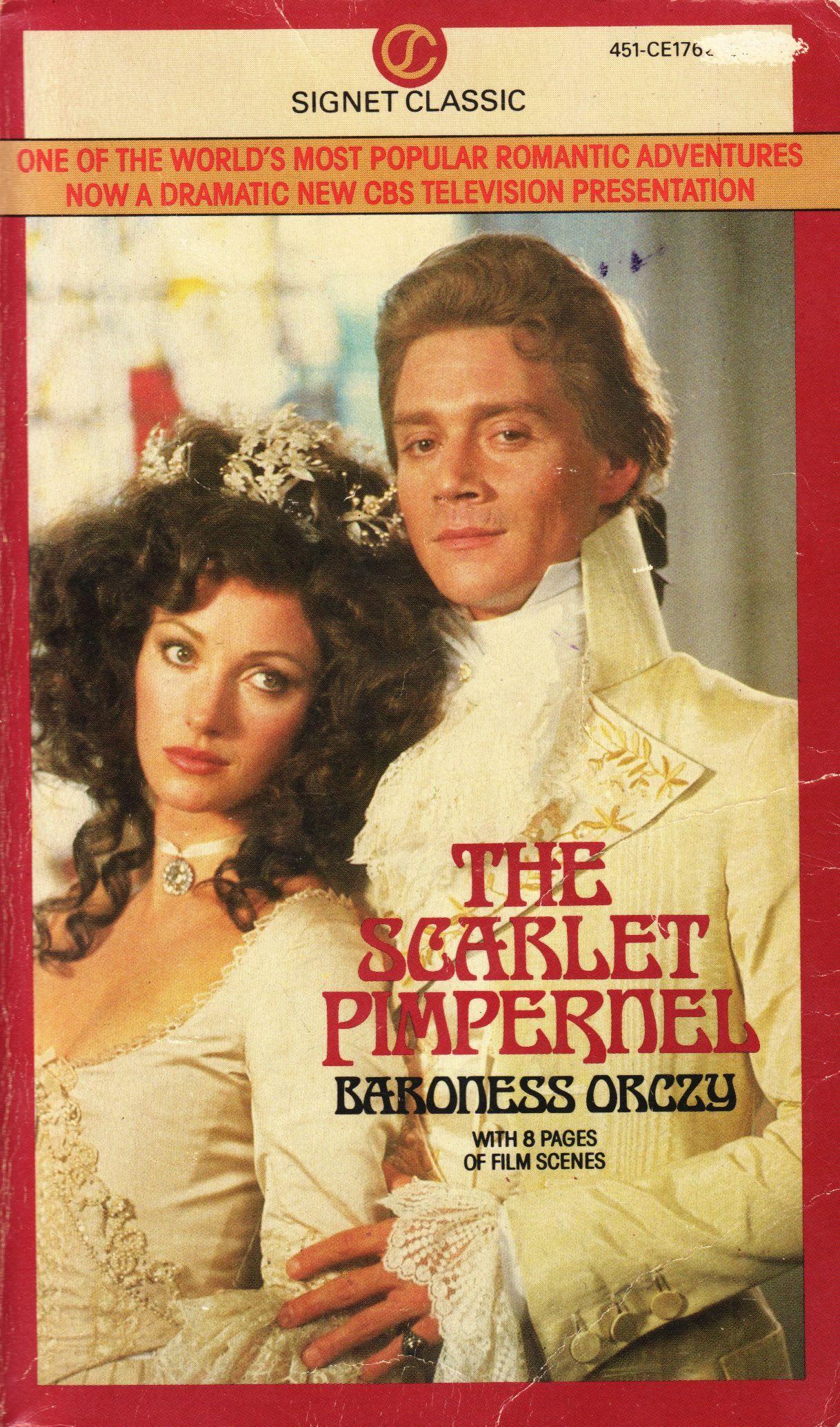 The Scarlet Pimpernel Like Zorro But In Revolutionary France I