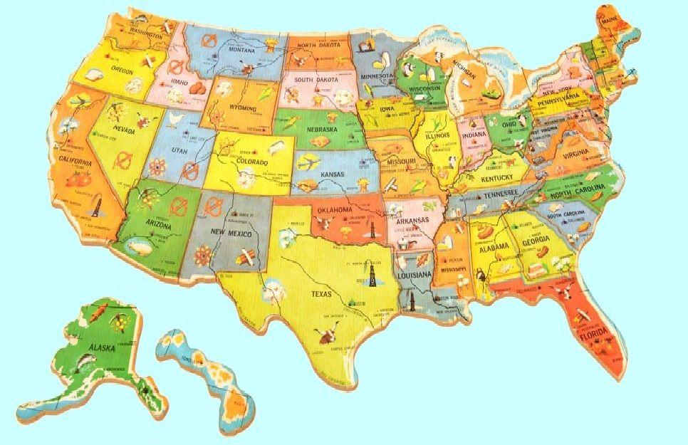 Vereinigte Staaten von Amerika / United States of America / USA +