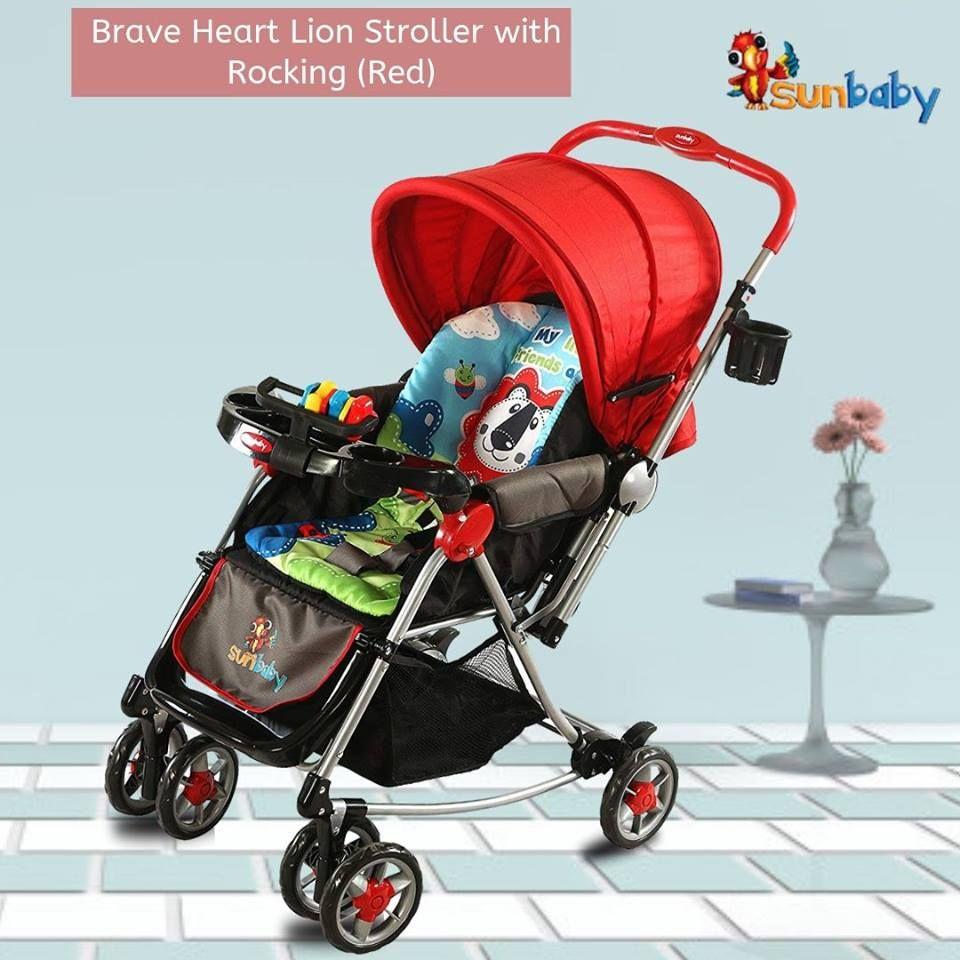 Pin by Sunbaby India on Sunbaby Strollers & Prams Online