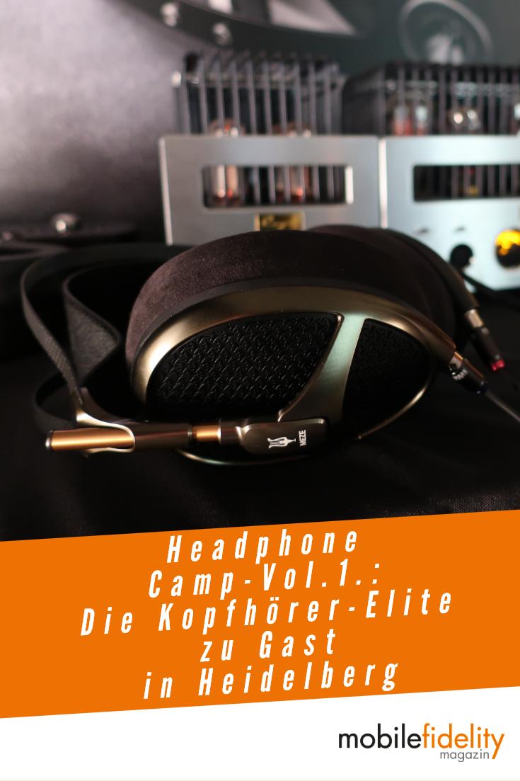 Headphone Camp Vol 1 Das Neue Kopfhorer Event In Heidelberg Heidelberg Veranstaltung Neue Wege