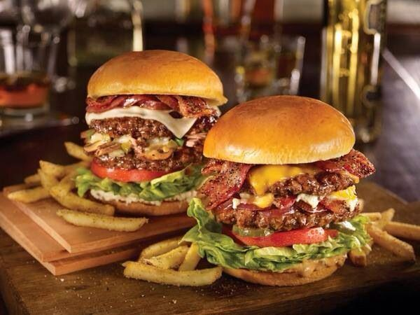 Hmmm cheeseburgers