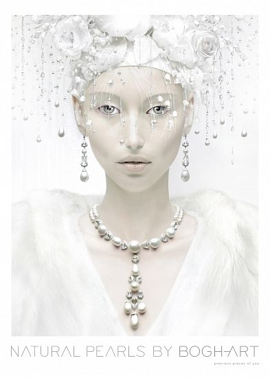 A study in pearl   Christophe Gilbert | Boghart Pearls