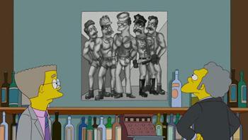 Simpsonien Suomi-viittaukset – Simpsonit.org