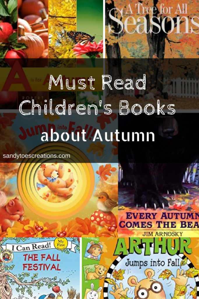 ust read books this fall Books for Kids about Autumn