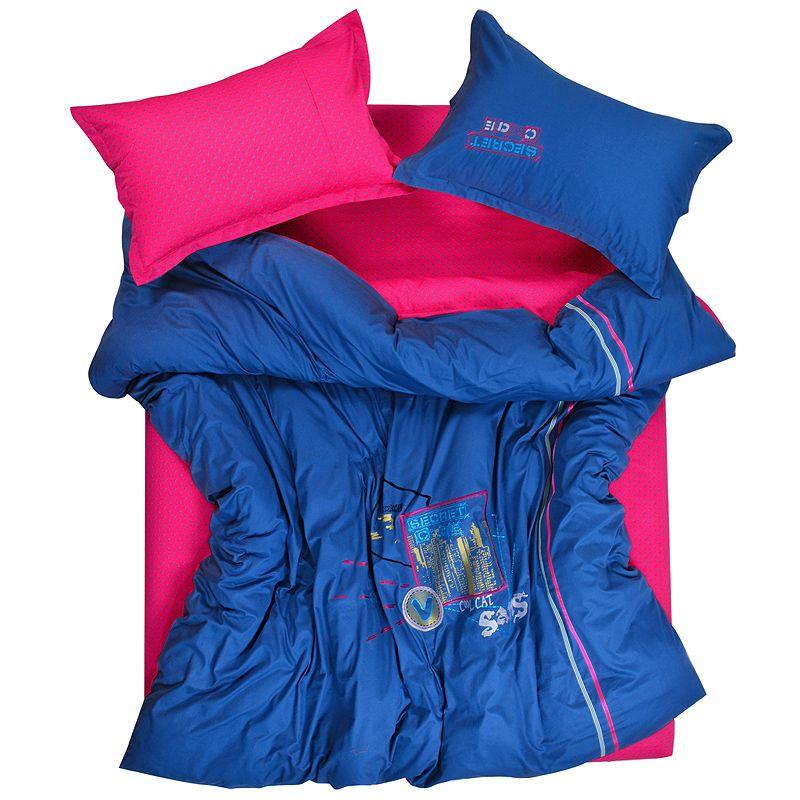 Grace Blue Bedding Teen Bedding Modern Bedding Girls Bedding