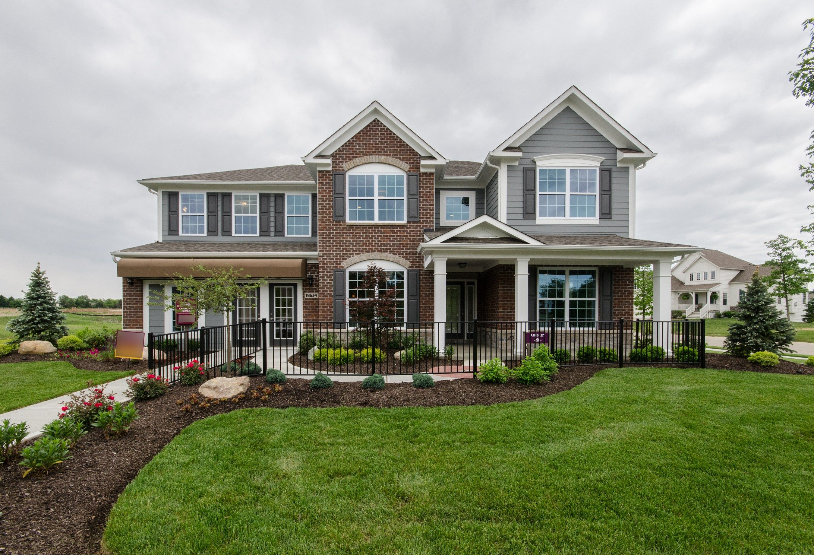 Mi model homes indianapolis