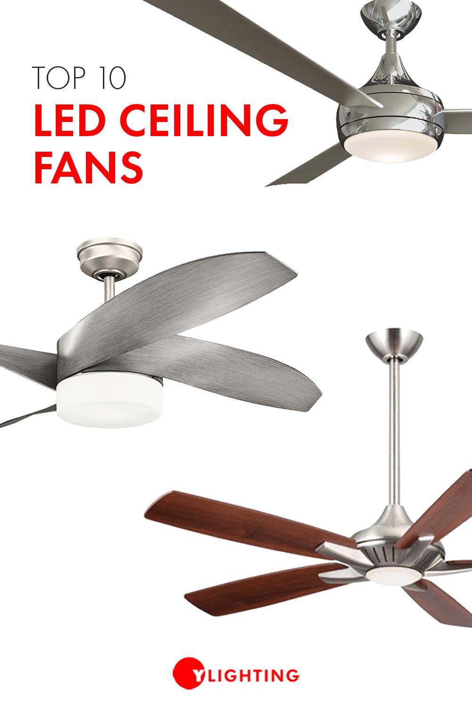 Friday Favorites Top 10 Led Ceiling Fans Led Ceiling Fan